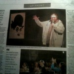In the San Diego Union Tribune