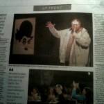 In the San Diego Union Tribune